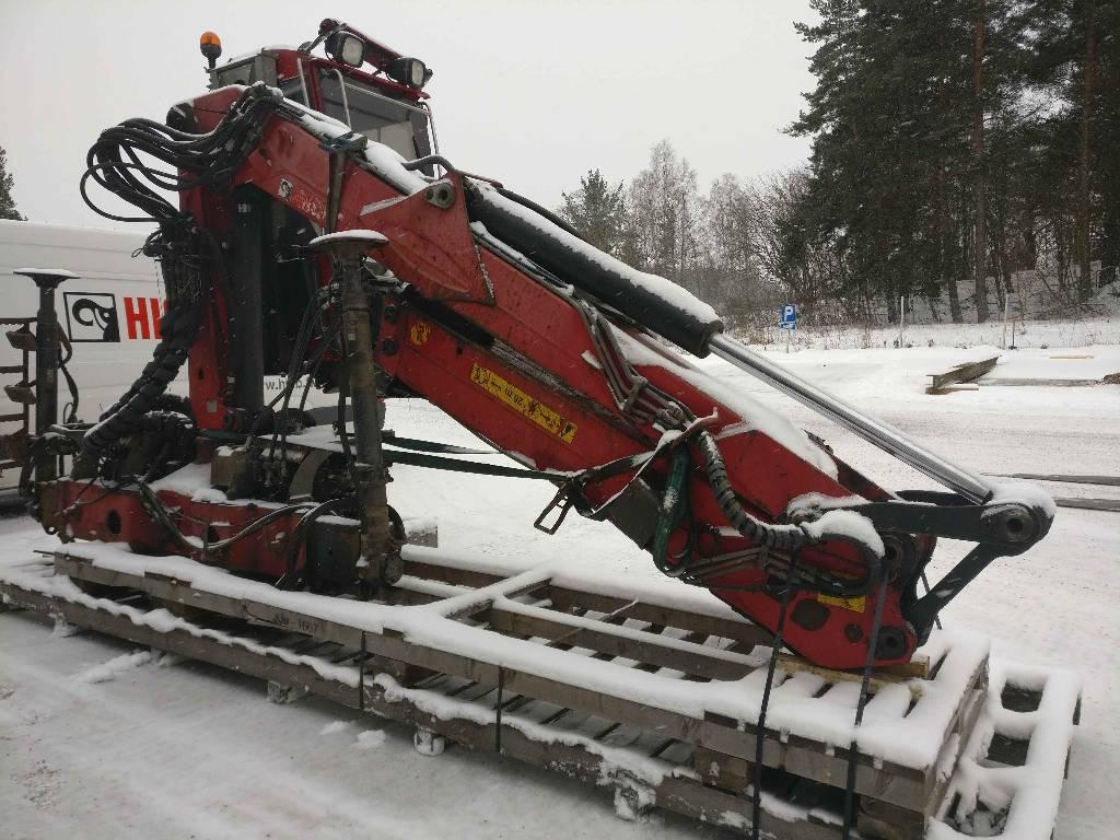 Jonsered 1080DTi, Timber cranes, Transportation
