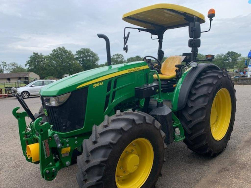 John Deere 5115 M, Tractors, Agriculture