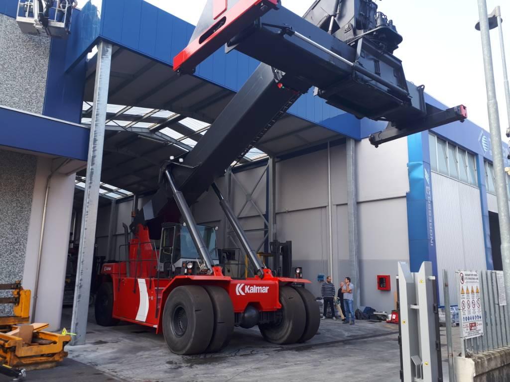 Kalmar DRS 4531-S5, Reachstackers, Material Handling