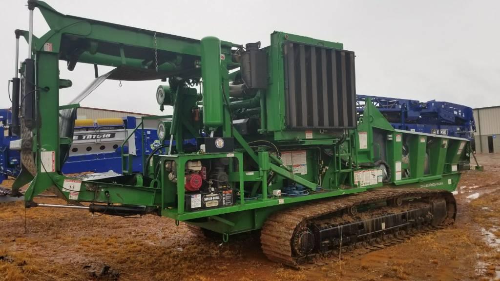 Bandit 3680 T BEAST RECYCLER, Mills / Grinding machines, Construction Equipment