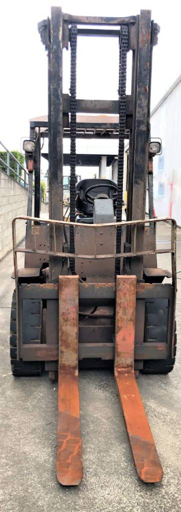 Yale GDP45MH, Diesel counterbalance Forklifts, Material Handling