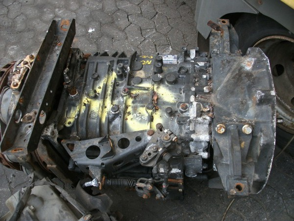 ZF 6 S 1600 / 6S1600 Ecomat