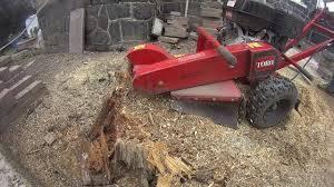 Toro stubbfräs SGR 13 UTHYRES, Övriga grönytemaskiner, Grönytemaskiner