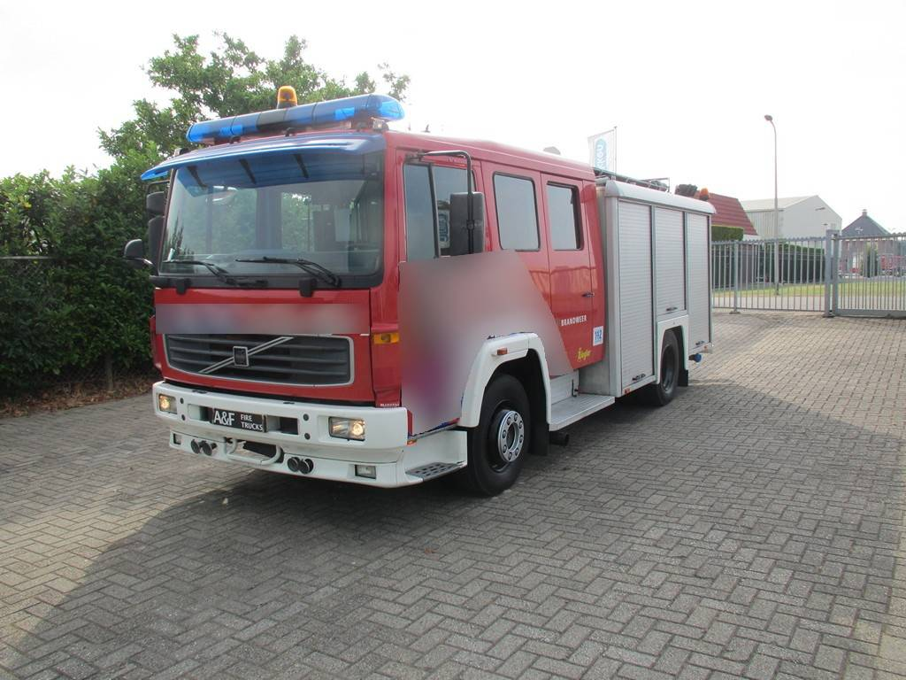 Volvo FL 6-14 Ziegler, Fire trucks, Transportation