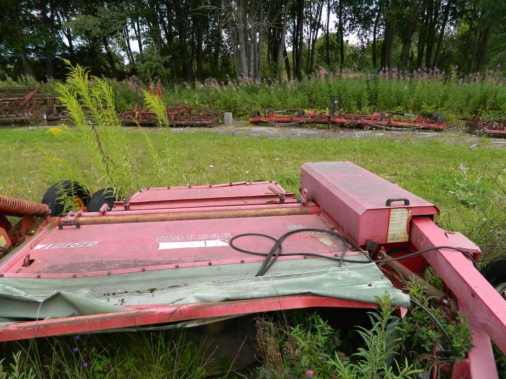 JF CMT 245, Pļaujmašīnas, Lauksaimniecība