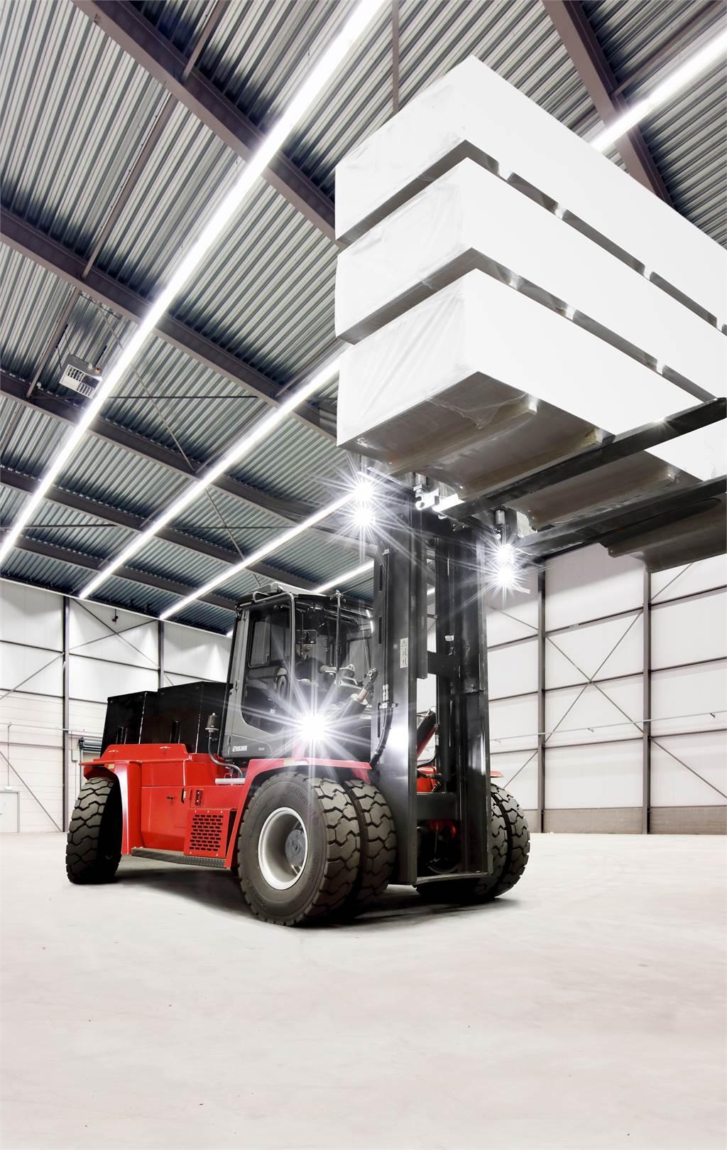 Kalmar ECG150-6, Electric forklift trucks, Material Handling