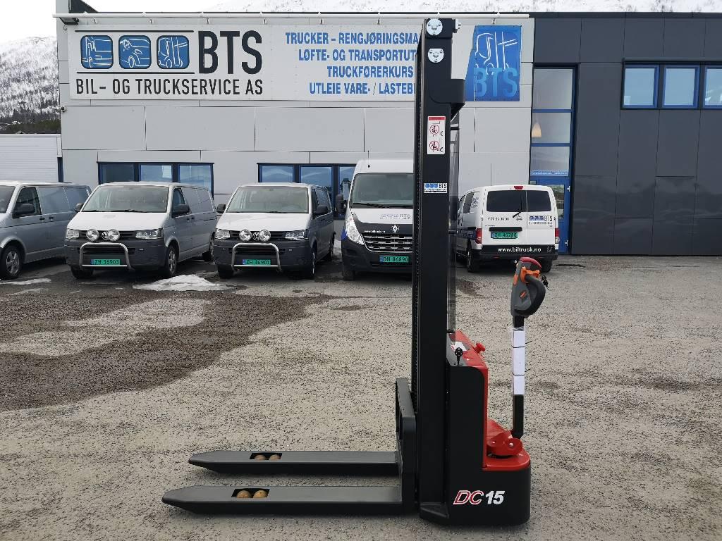 Heli CDD15J M350 - 1,5 tonns ledestabler, Ledestablere, Truck