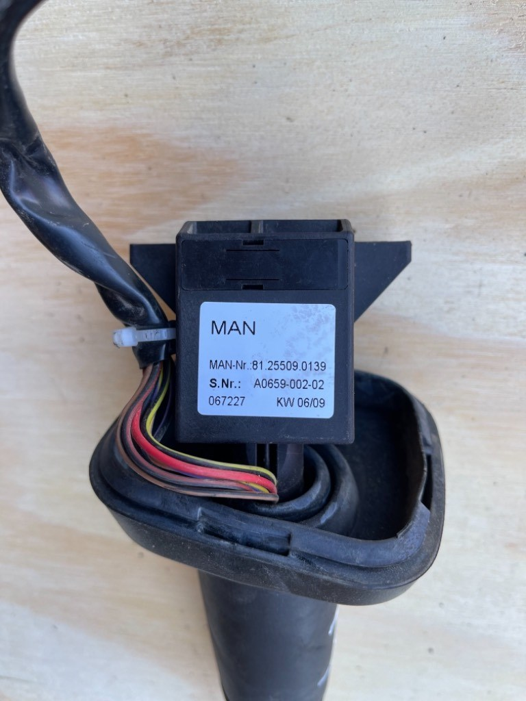 MAN BLINK ARM (P/N: 81.25509-0139), Kabiner og interiør, Transport