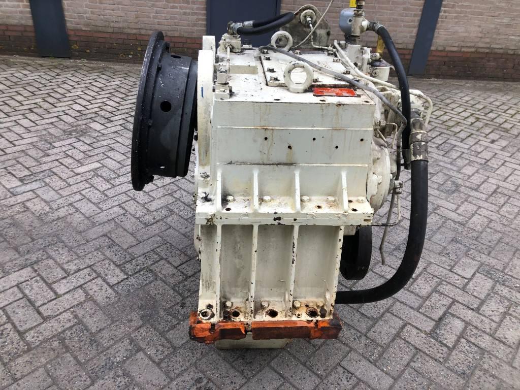 Masson RSD501 - 1/5.103 - DPH106532, Transmissions, Construction