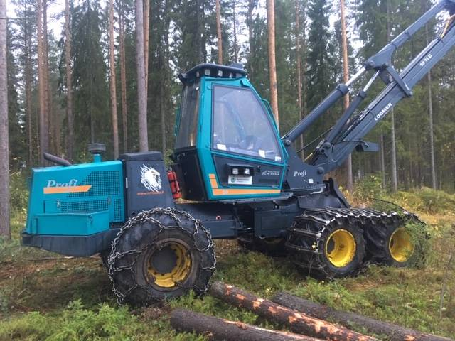 Profi 50, Harvesters, Forestry
