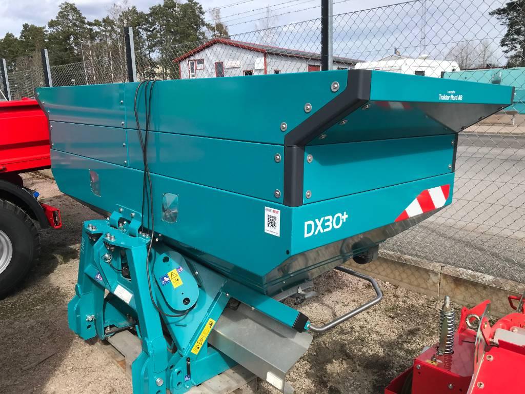 Sulky DX30+ Vågcell Ny! 3.000lit. Omg. lev!, Mineralgödselspridare, Lantbruk
