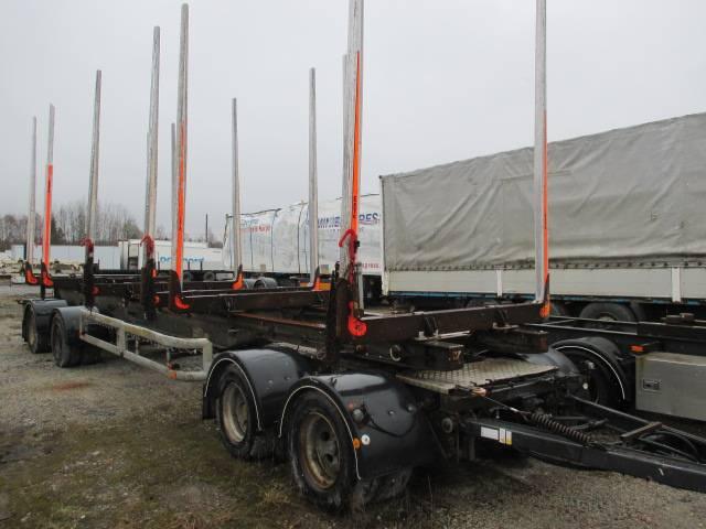 Kilafors SBLB4A-36-101, Metsaveopoolhaagised, Transport
