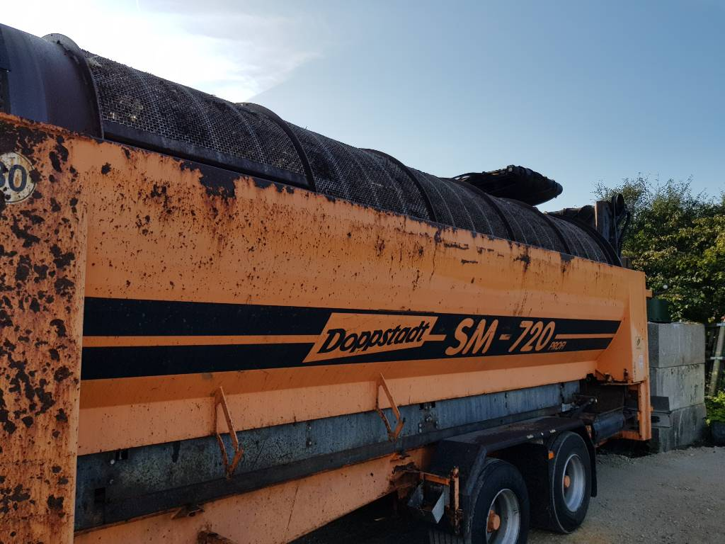 Doppstadt SM 720 screener - sejalnik odpadkov in surovin, Screeners, Construction