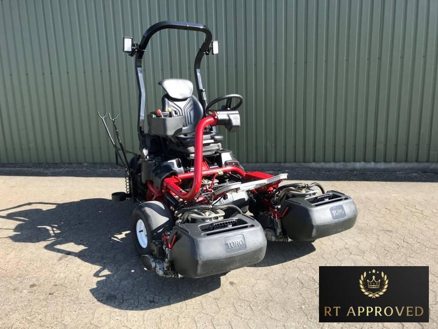 Toro Greensmaster 3420 Hybrid, Golf mowers, Turfcare