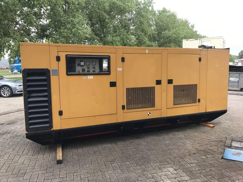 Scania DS952 - Generator Set 200 kVa - DPH 105232, Diesel Generators, Construction