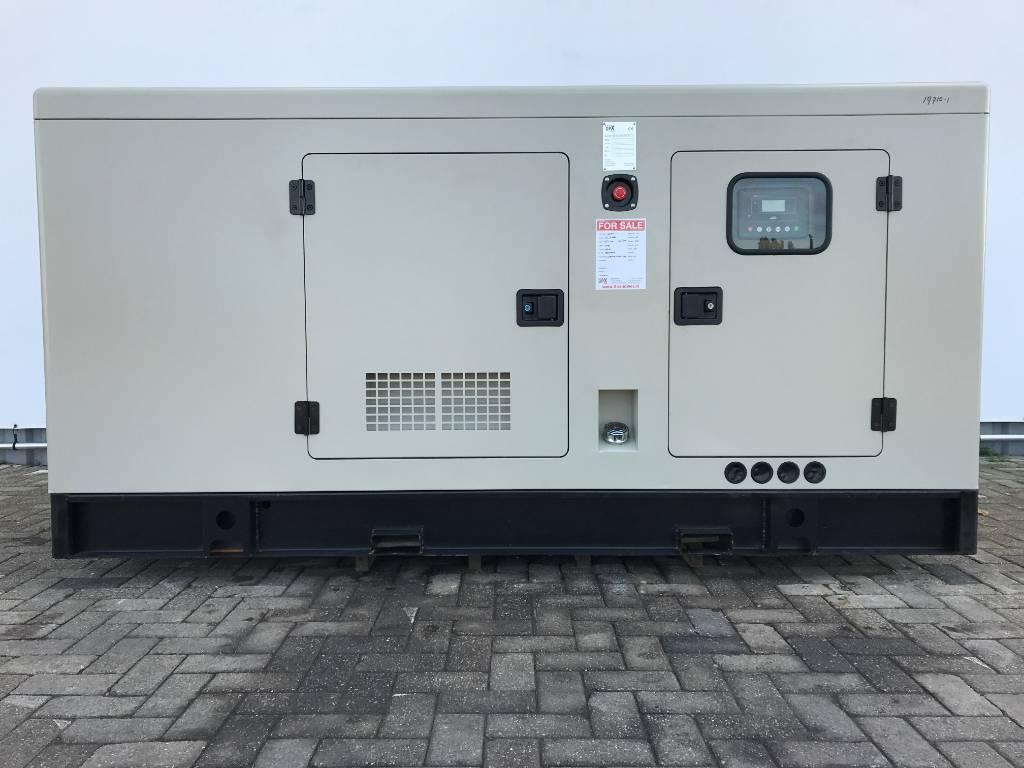 Ricardo R6105IZLD - 150 kVA Generator - DPX-19710, Diesel generatoren, Bouw