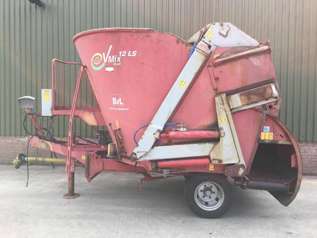 BvL V-mix 12LS, Mengvoedermachines, Landbouw