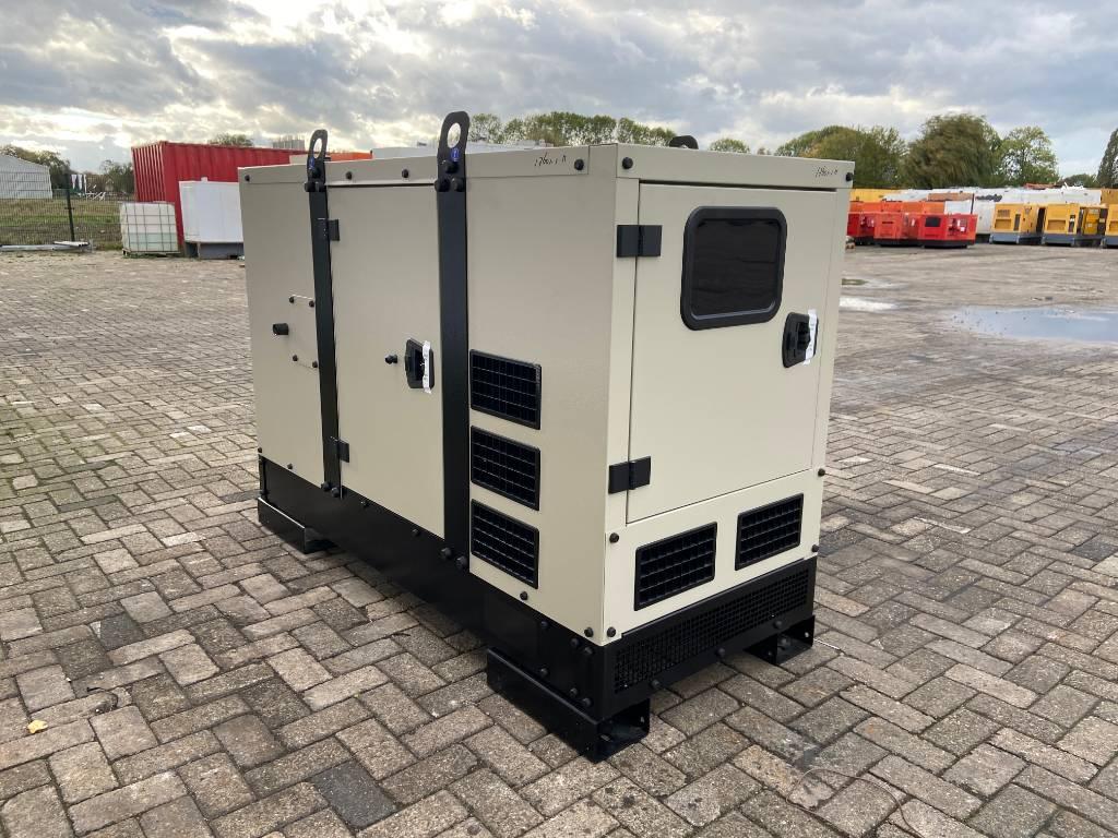 Mitsubishi S4Q2 - 22 kVA Generator - DPX-17601, Diesel generatoren, Bouw