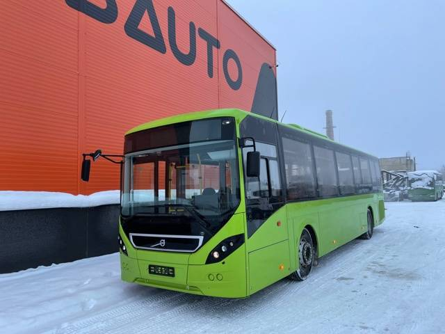 Volvo 8900 Euro 6  7x units, City buses, Trucks and Trailers