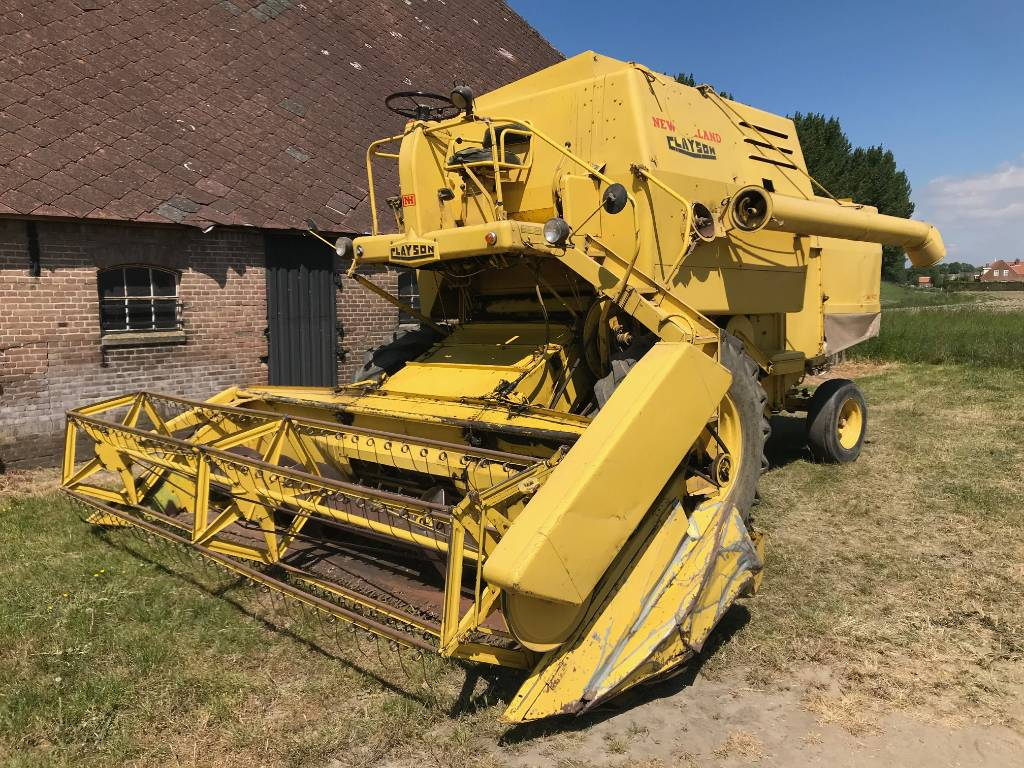 New Holland M 140, Maaidorsmachines, All Used Machines
