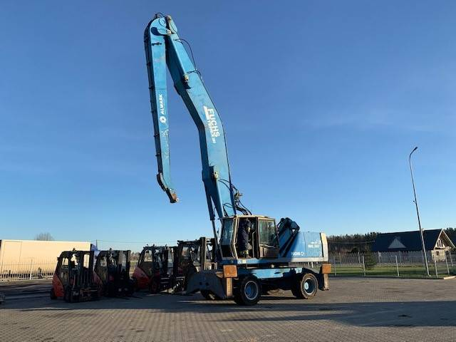 Fuchs MHL 360, Waste / industry handlers, Construction