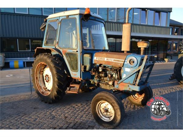 Tractor Data Ford 7600 : Used ford tractors price for sale mascus usa