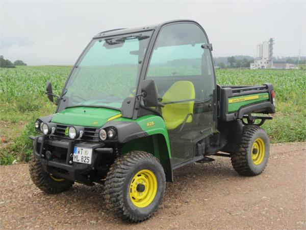 used john deere gator 825i atvs year 2013 price 24 295 for sale mascus usa. Black Bedroom Furniture Sets. Home Design Ideas