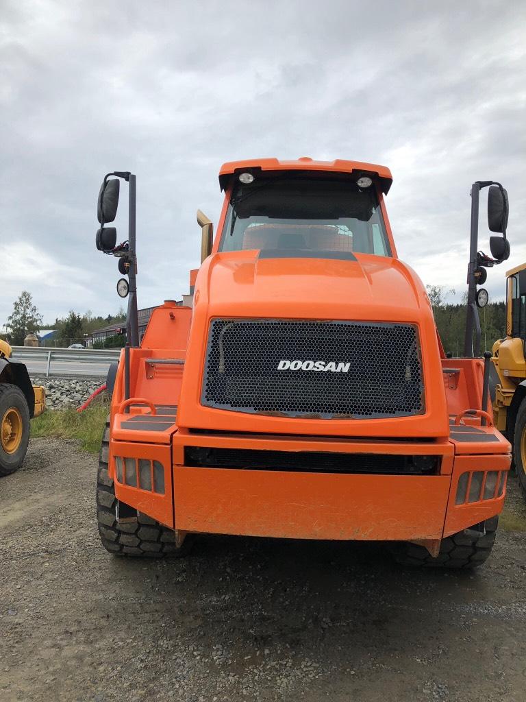 Moxy DA30 (selges for kunde), Articulated Dump Trucks (ADTs), Construction Equipment