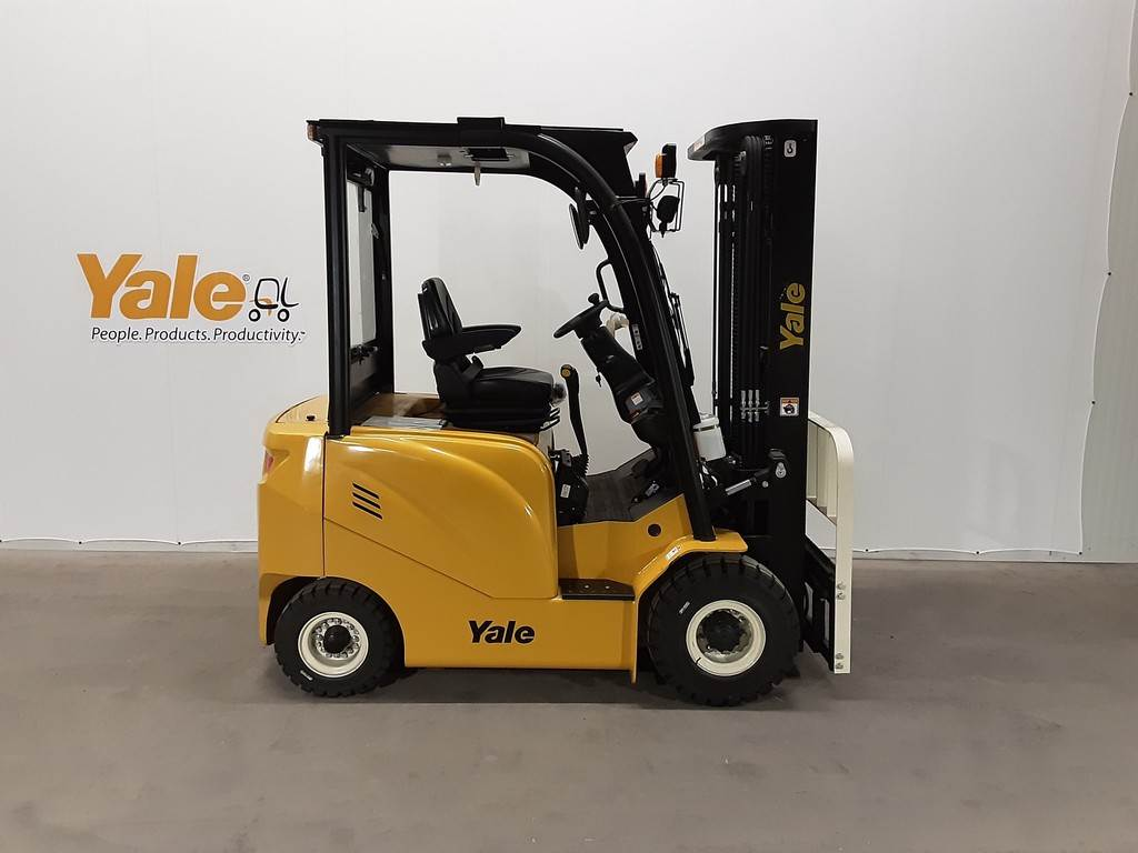 Yale ERP25UX, Electric counterbalance Forklifts, Material Handling