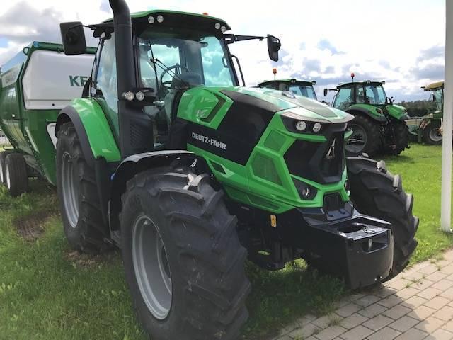 Deutz-Fahr 6165 Agrotron, Traktorid, Põllumajandus