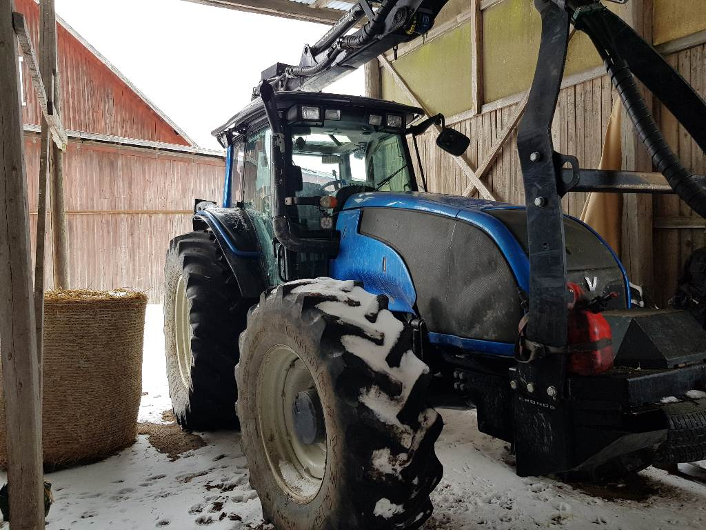 Valtra 151, Traktorer, Lantbruk