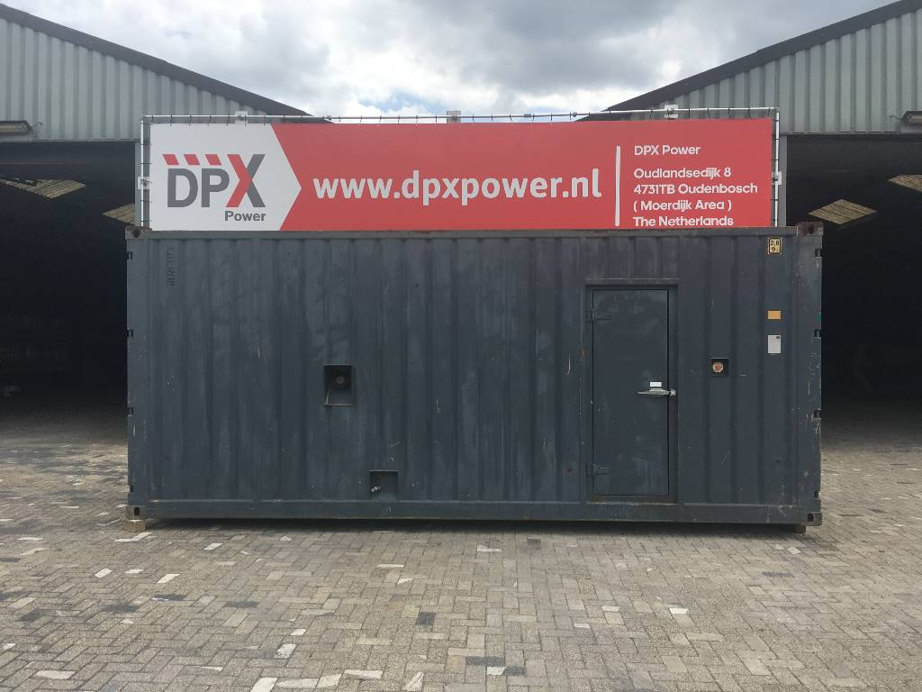 [Other] Container 20FT Generator Container, Anders, Bouw