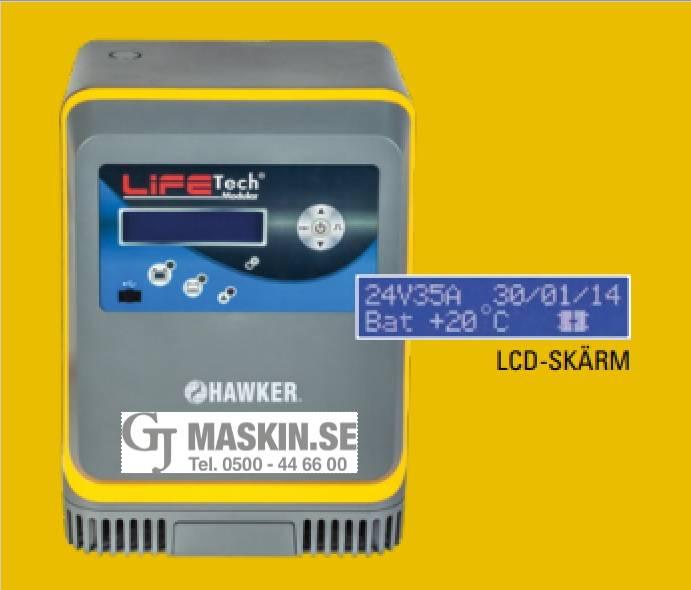 Hawker LifeTech 2kW Laddare, Övriga tillbehör och komponenter, Materialhantering