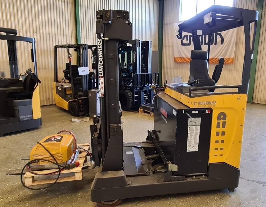 Atlet UMS200 2000 kg HYRA/KÖP, Skjutstativtruck, Materialhantering