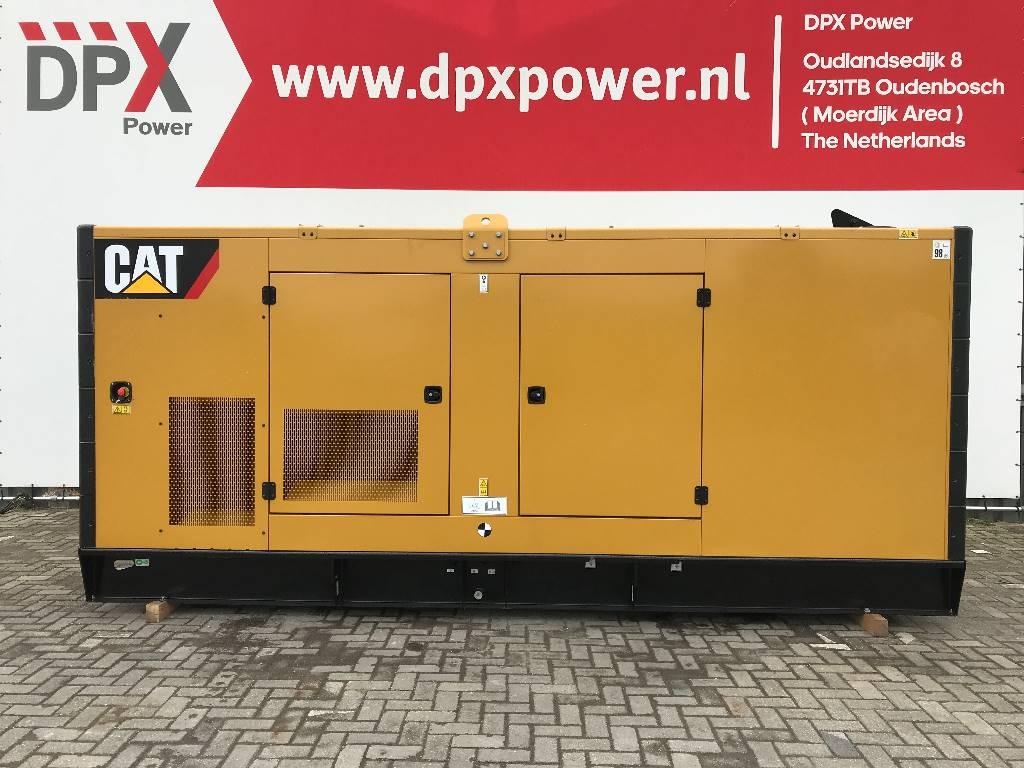 Caterpillar C15 - 550 kVA Generator - DPX-18027, Diesel generatoren, Bouw