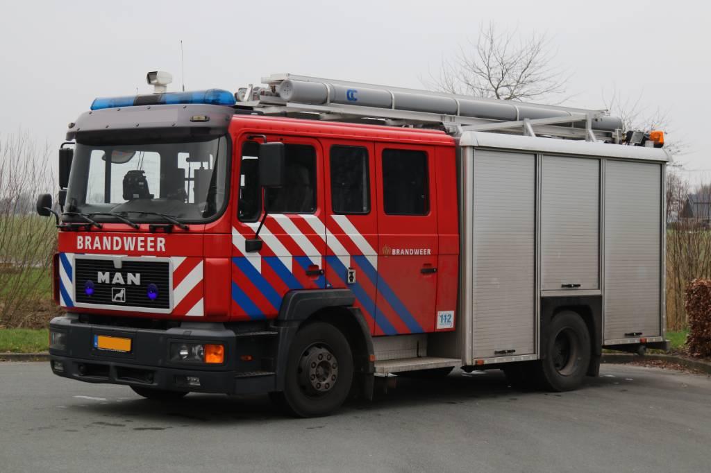 MAN 14-224 MLF Ziegler, Fire trucks, Transportation