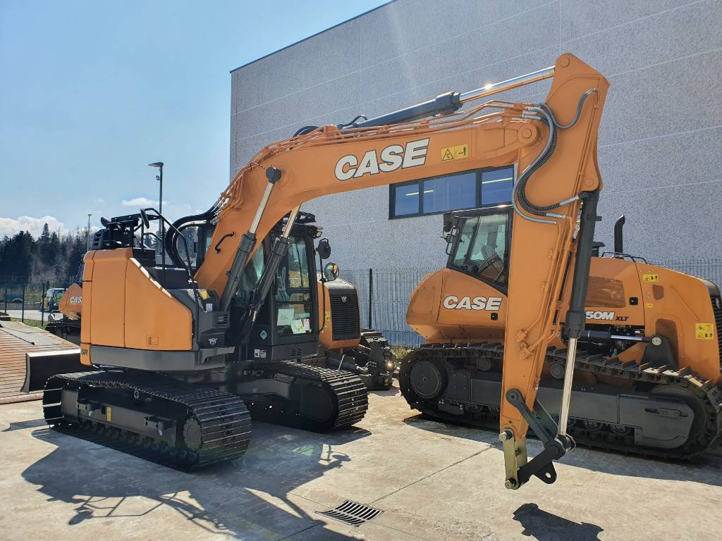 CASE CX 145D SR, Bagri goseničarji, Gradbeništvo