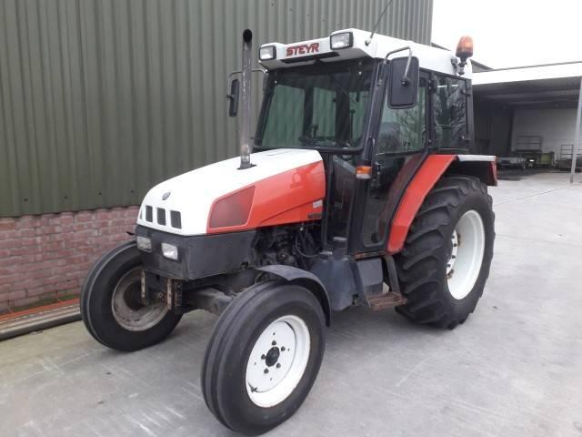 Steyr M952, Tractoren, Landbouw