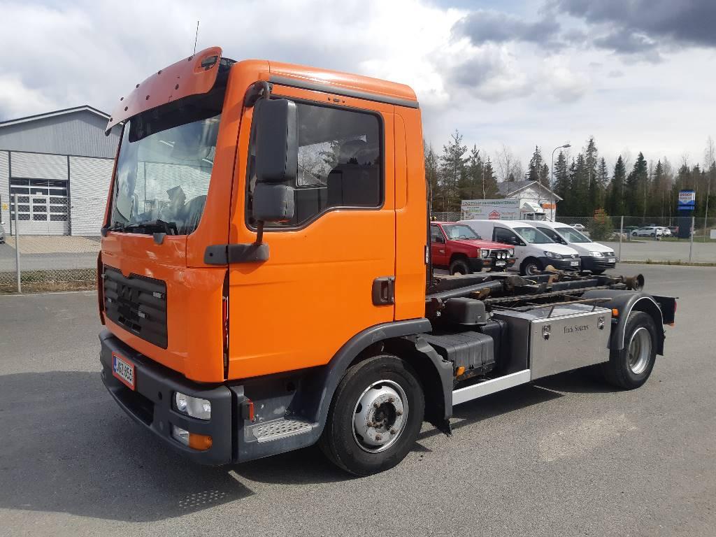 MAN TGL12.240BL, Koukkulava kuorma-autot, Kuljetuskalusto