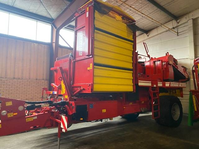 Grimme SE 150-60 NB, Aardappelrooiers, Landbouw
