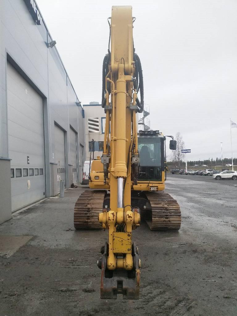 Komatsu PC190LC-8, Crawler Excavators, Construction Equipment