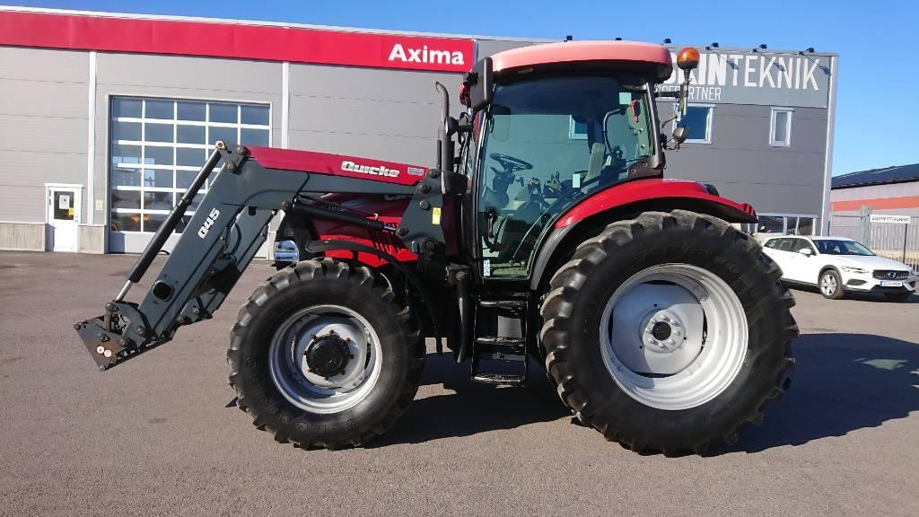 Case IH Maxxum 110, Traktorer, Lantbruk
