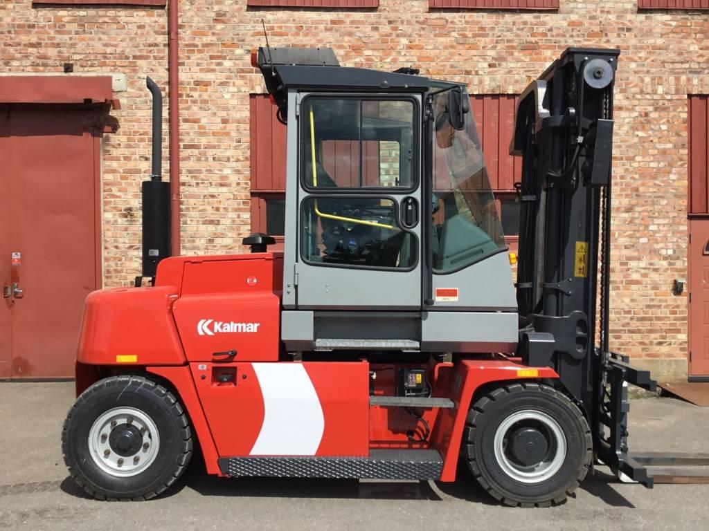 Kalmar DCE75-6, Diesel Stapler, Flurförderzeuge