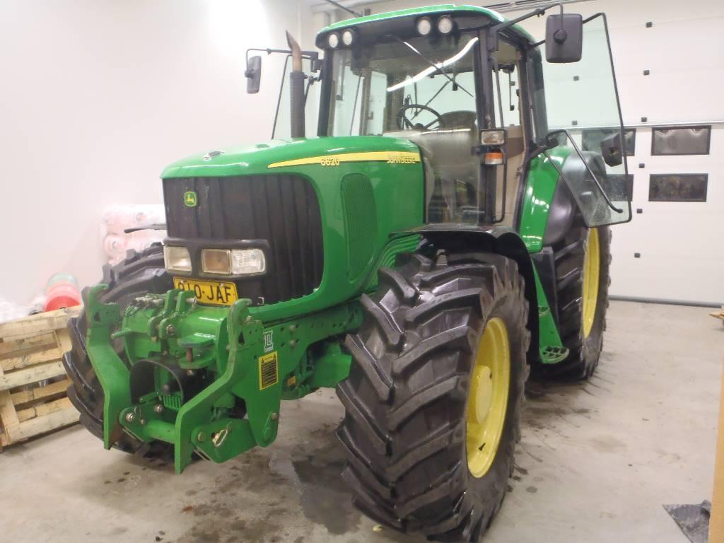 John Deere 6620 Premium Plus, Traktorit, Maatalous
