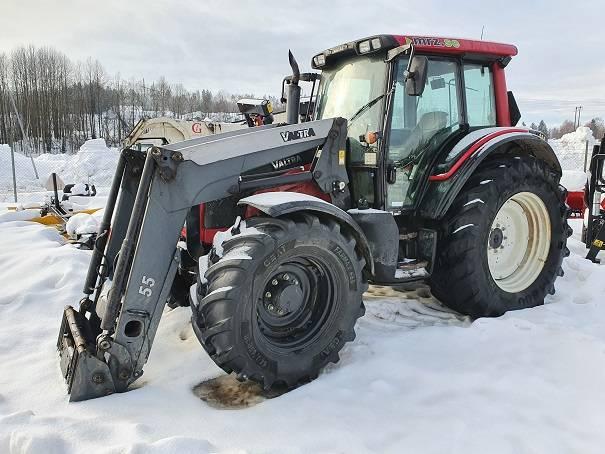 Valtra N 141 ADVANCE, Traktorer, Lantbruk