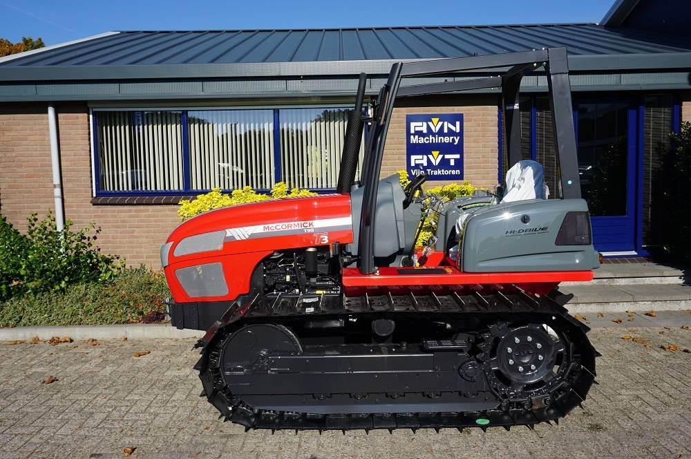 McCormick T90, Tractoren, Landbouw
