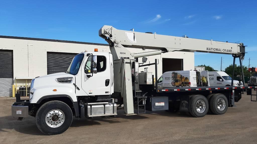 National 990A, Crane Parts and Equipment, Construction Equipment
