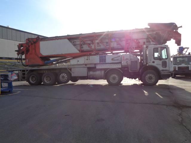 Putzmeister TB 130, Line Pumps, Construction Equipment