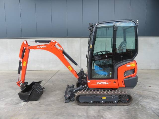Kubota KX 019-4 (UNUSED), Minigraafmachines < 7t, Bouw