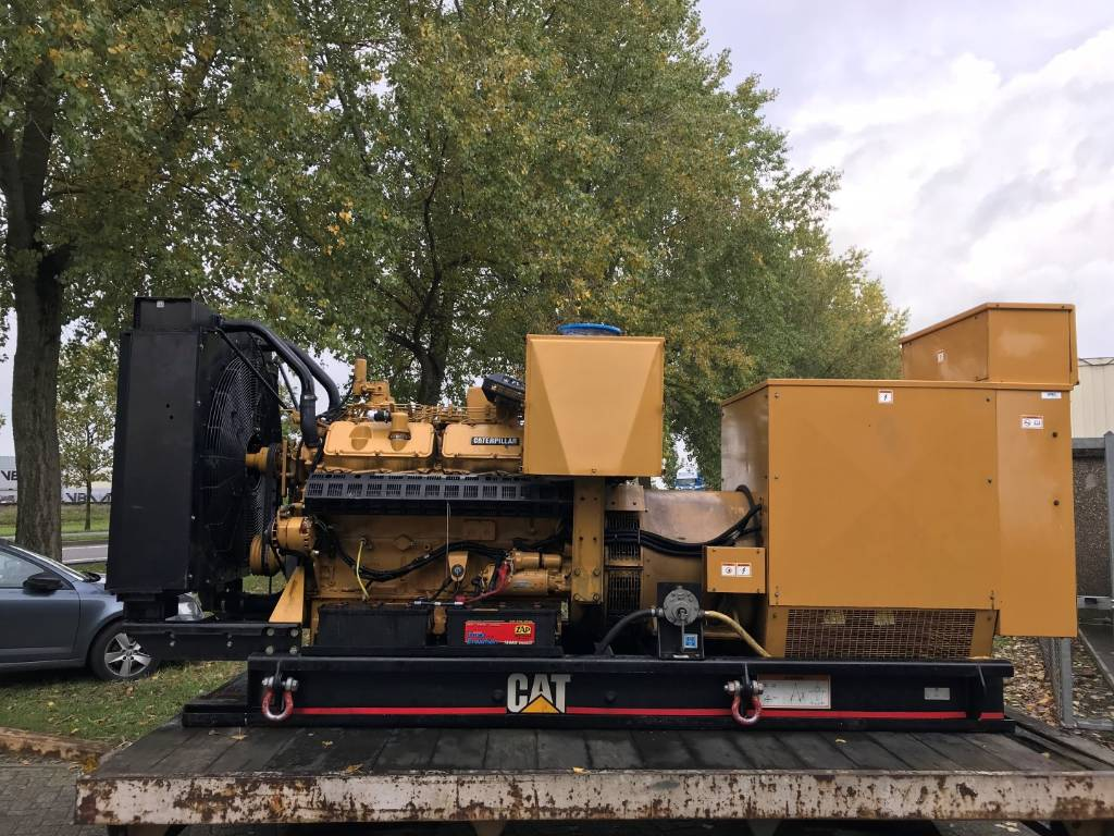 Caterpillar 3412 - Generator Set - 500 kVa - DPH 105491, Diesel Generators, Construction
